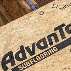 AdvanTech by Huber - Flooring, Sheathing, Rimboard