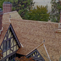 Cedar shake and shingle roofing, Tapersawn Shakes