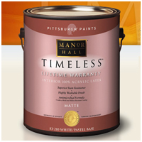 Pittsburgh Paints - Manor Hall Timeless Exterior