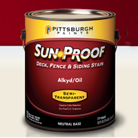 Pittsburgh Paints - Sun-Proof®, Stains