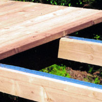 ShadoeTrack - Deck Fastening System