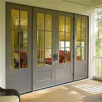 Windsor Windows & Doors - Swinging Patio Doors