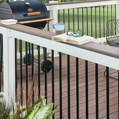 WOLF Home Products - Railing