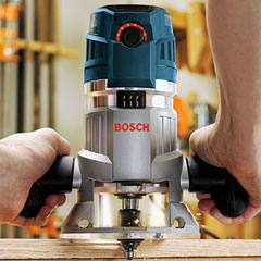 Bosch Tools - Planers & Routers